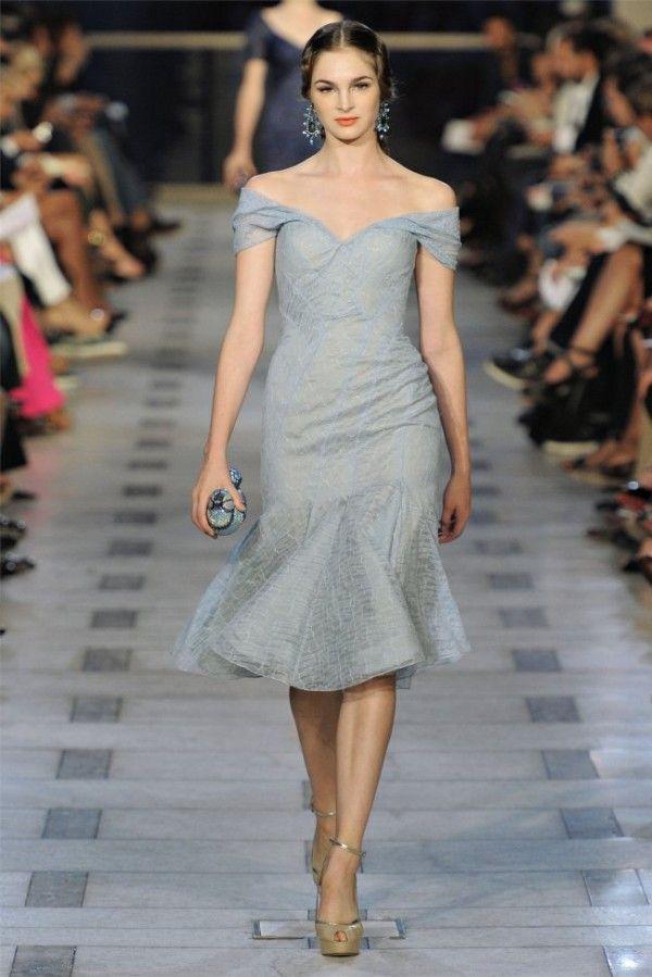 Zac Posen άνοιξη 2012 - Εβδομάδα Μόδας στη Νέα Υόρκη