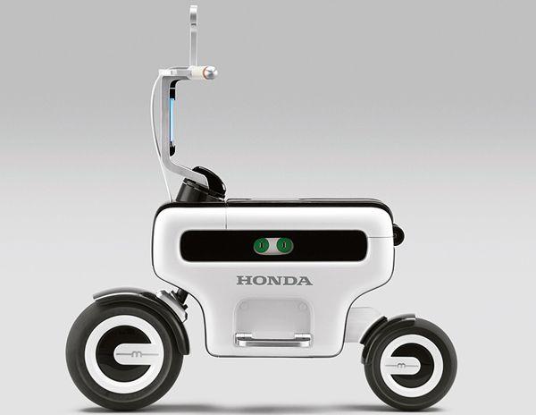 Honda Motor Compo - Electro Scooter
