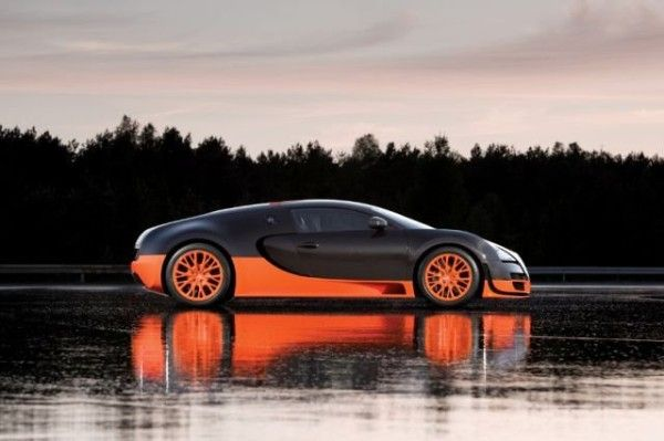 Bugatti veyron supersport 2 600 000 euro