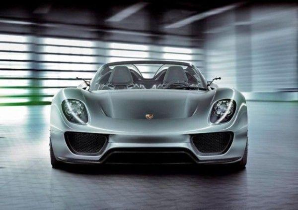 Porsche 918 Spyder 845.000 euro