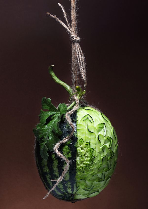 Food Carving Photos by Ilian Iliev-10
