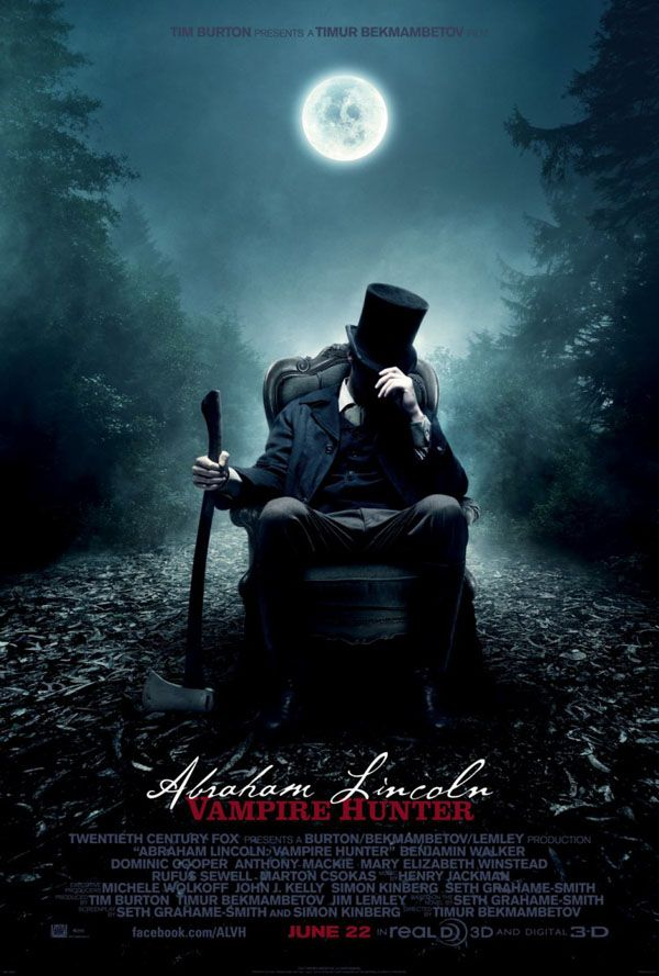 Abraham Lincoln: Vampire Hunter-12