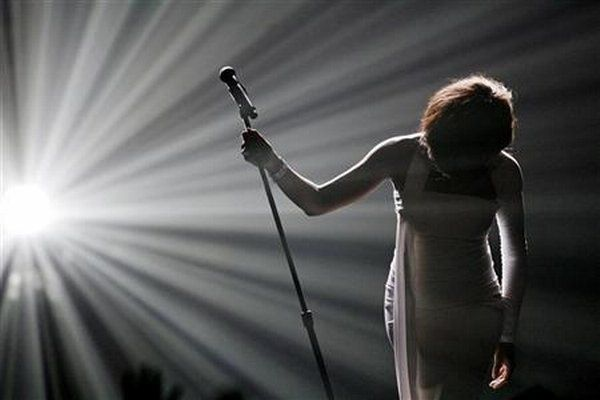 Whitney Houston-RIP