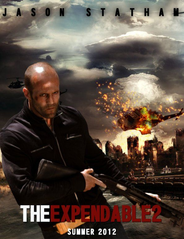 Οι Αναλώσιμοι 2-The Expendables 2-Jason Statham