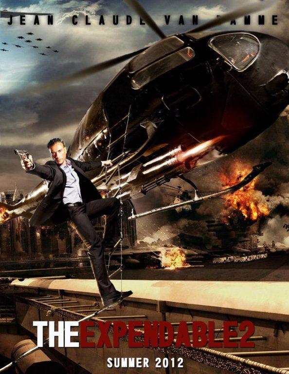 Οι Αναλώσιμοι 2-The Expendables 2-Van Damme