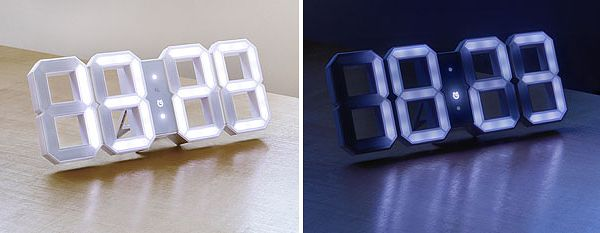 Ρολόι τοίχου «White   White» από τον Vadim Kibardin  ec4b8d3a0e1