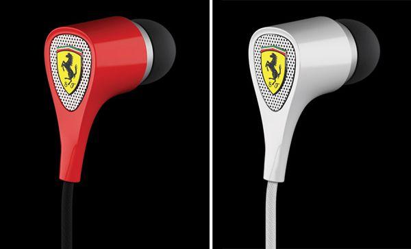 Συλλογή Ασκουστικών απο Ferrari και Logic3 - S100 red