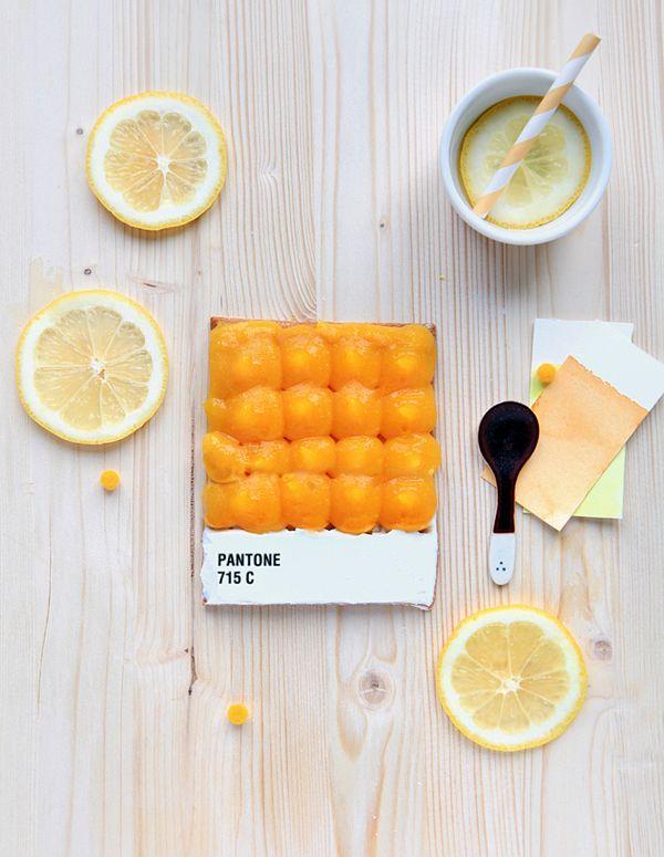 Dessert Pantone Tarts by Emilie de Griottes-02
