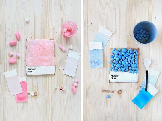 Dessert Pantone Tarts by Emilie de Griottes-04