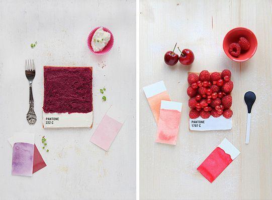 Dessert Pantone Tarts by Emilie de Griottes-06