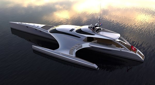 Adastra Luxury Yacht-general