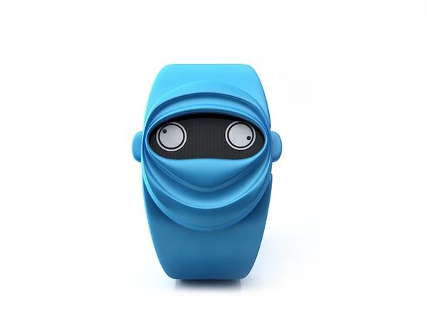 "Cool Watch Concept ""Ninja Time""-general"