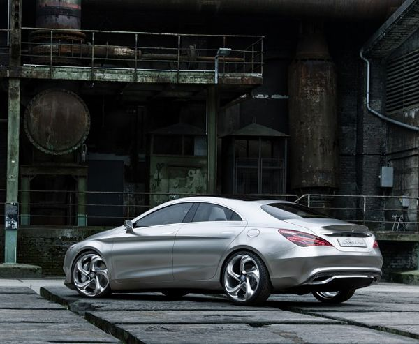 Luxury Mercedes-Benz Style Coupe Concept-03