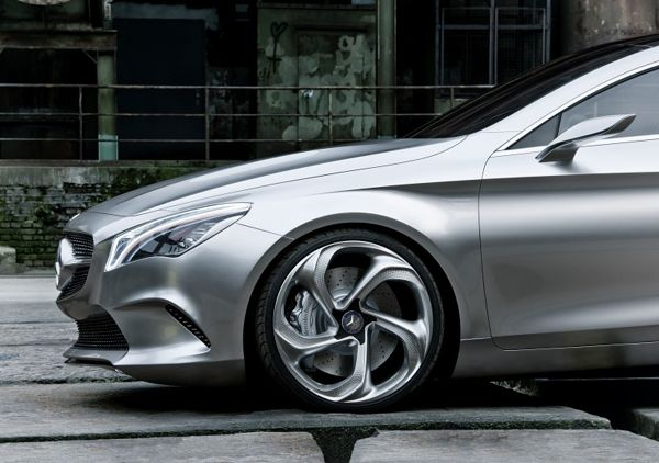 Luxury Mercedes-Benz Style Coupe Concept-04