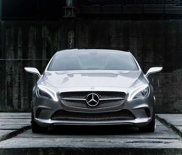 Luxury Mercedes-Benz Style Coupe Concept-06