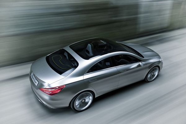 Luxury Mercedes-Benz Style Coupe Concept-08