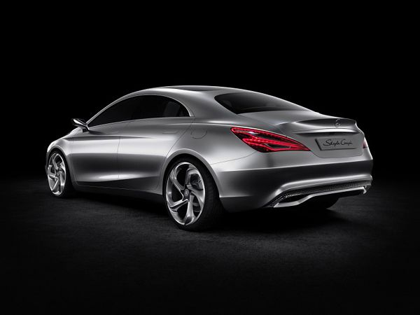 Luxury Mercedes-Benz Style Coupe Concept-14