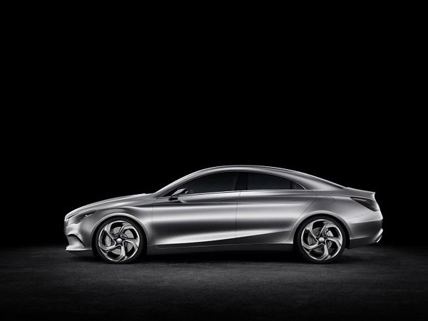 Luxury Mercedes-Benz Style Coupe Concept-15
