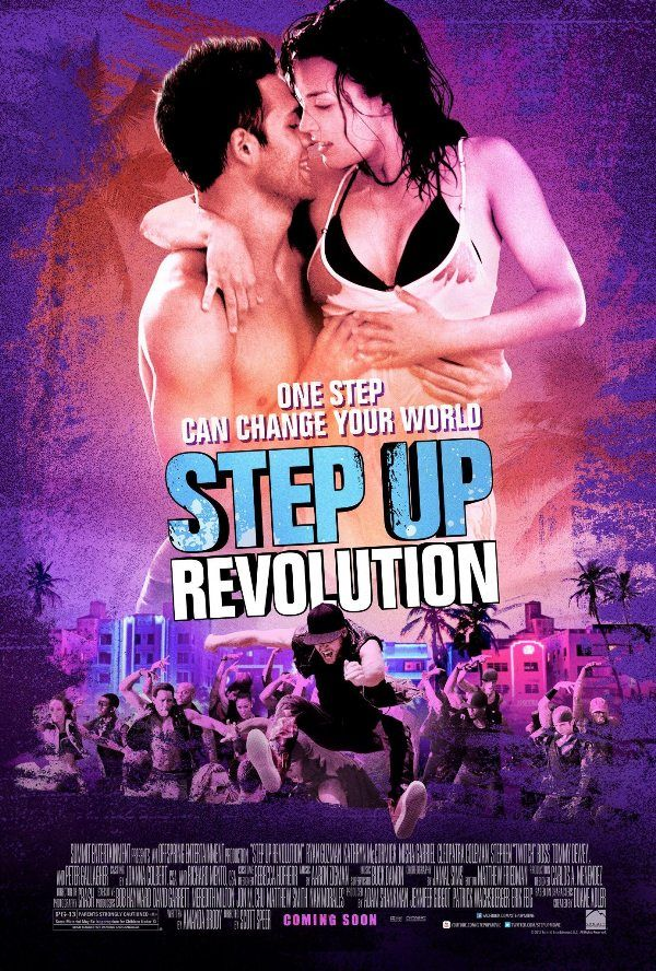Step Up 4 Revolution-poster
