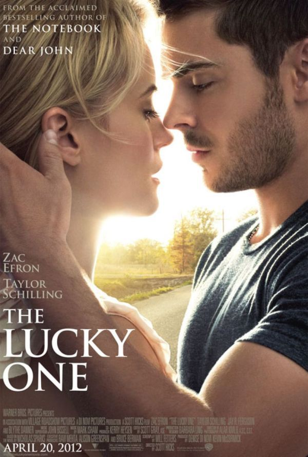 The Lucky One-Poster