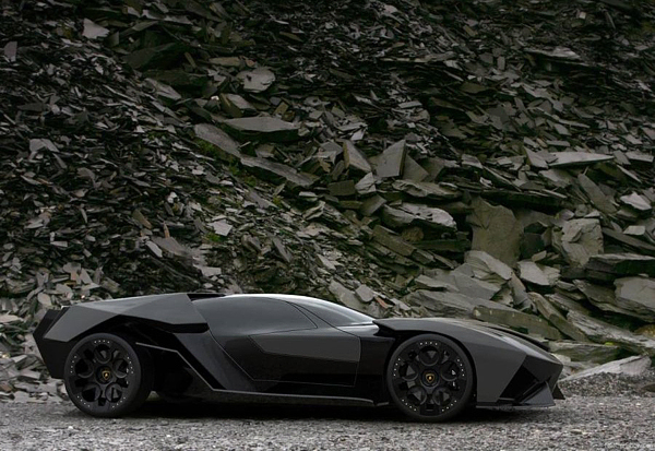 Aggressive Lamborghini Ankonian Concept Car-04