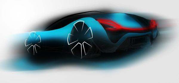 Stunning XKX Jaguar Concept Car-03