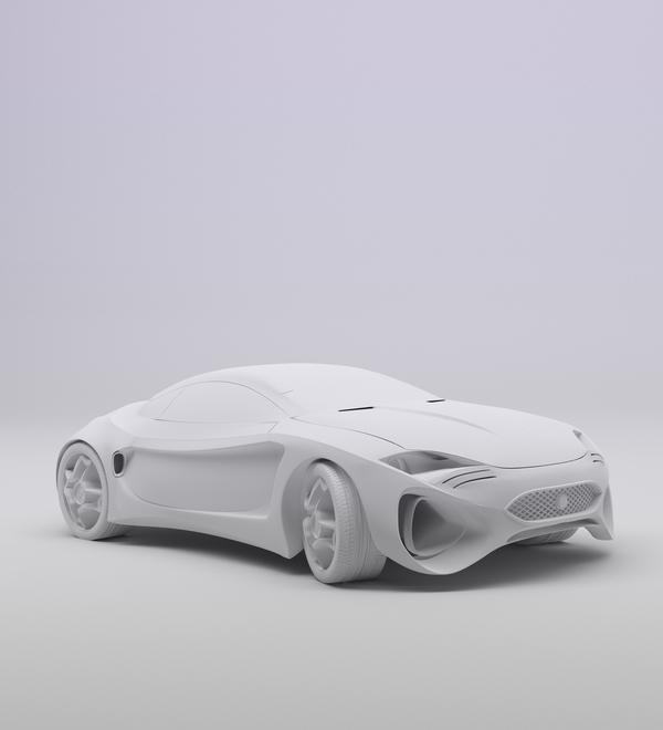 Stunning XKX Jaguar Concept Car-05