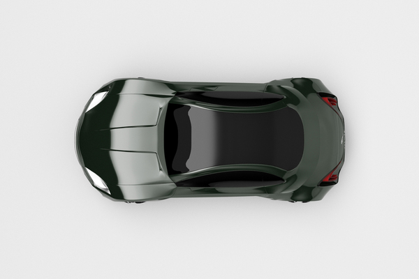 Stunning XKX Jaguar Concept Car-08