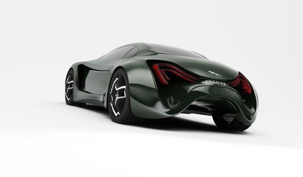 Stunning XKX Jaguar Concept Car-11