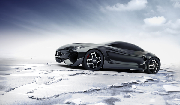 Stunning XKX Jaguar Concept Car-15