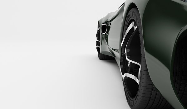 Stunning XKX Jaguar Concept Car-20
