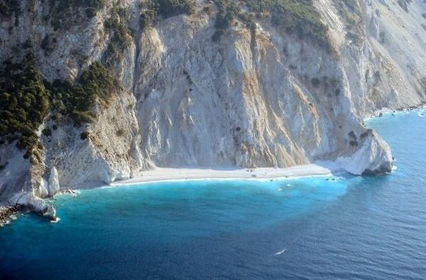 Μία εκπληκτική ελληνική παραλία