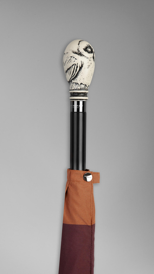 Limited Edition Burberry AW12 Umbrellas-02