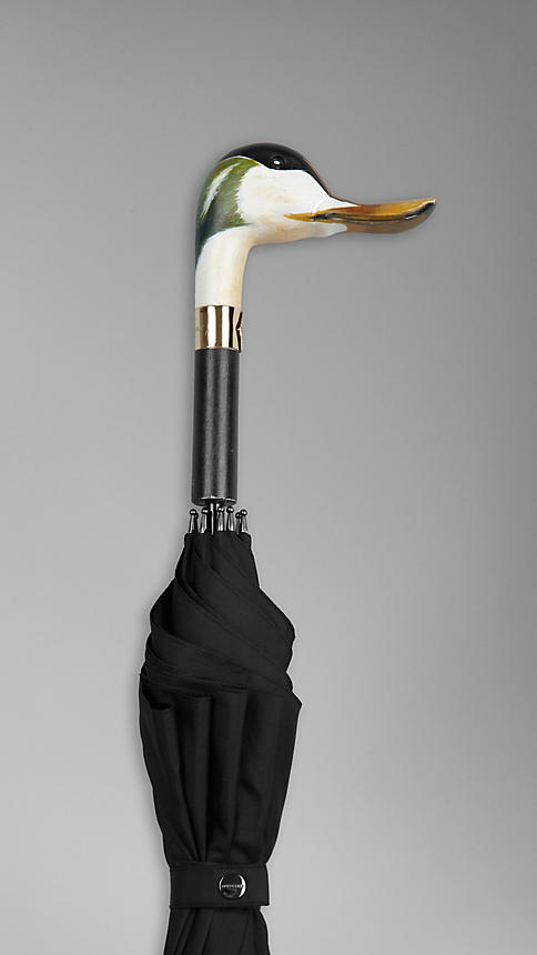 Limited Edition Burberry AW12 Umbrellas-07