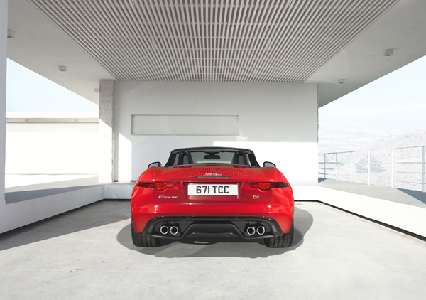 Η Νέα Jaguar F-Type