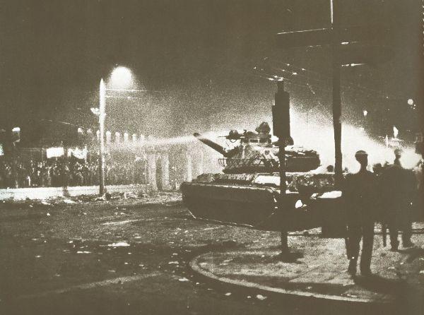 Εξέγερση του Πολυτεχνείου-17 Νοεμβρίου