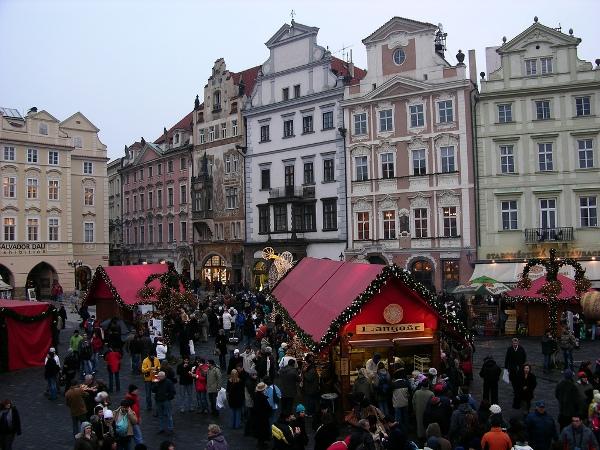 Ένα Ταξίδι στην Όμορφη Τσεχία-Ιστορικό Κέντρο της Πράγας