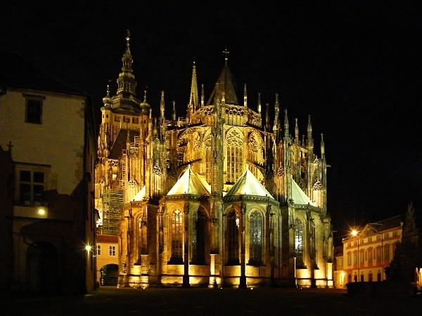 Ένα Ταξίδι στην Όμορφη Τσεχία-Καθεδρικός Ναός του Άγιου Βήτου
