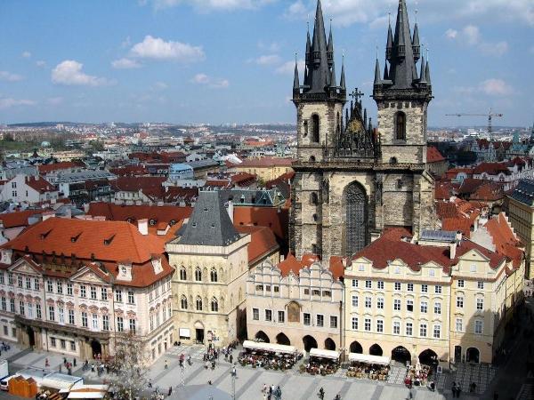 Ένα Ταξίδι στην Όμορφη Τσεχία-Το Κάστρο της Πράγας