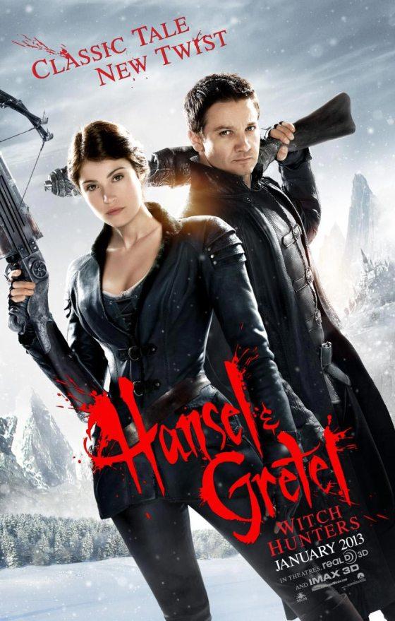 Χάνσελ και Γκρέτελ: Κυνηγοί Μαγισσών