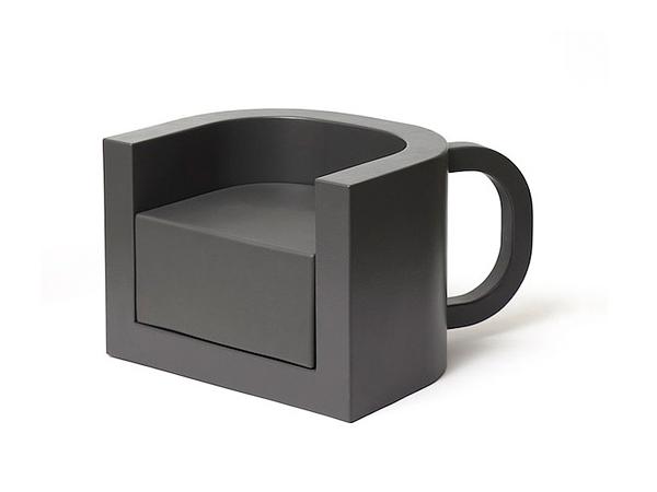 Καθίστε Αναπαυτικά στην Καρέκλα Καφέ Στυλ