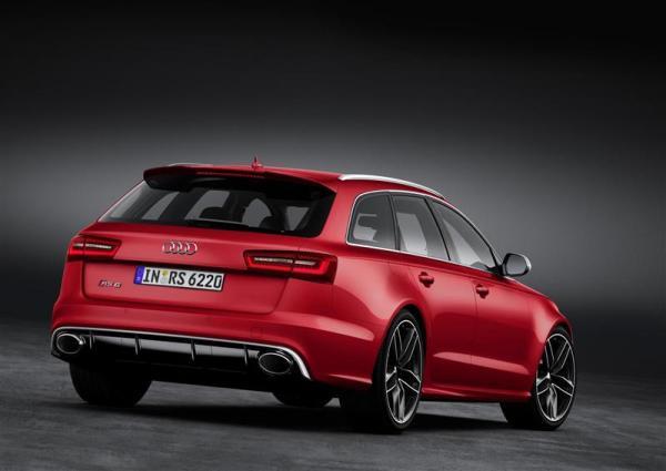 Πρωτοποριακές Αποδόσεις από το Νέο Audi RS 6 Avant