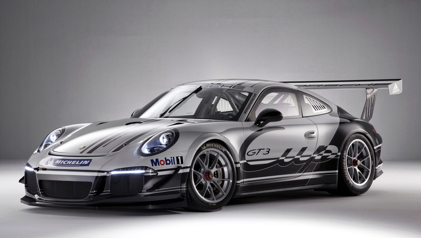 Το Νέο Αγωνιστικό: Porsche 911 GT3 Cup