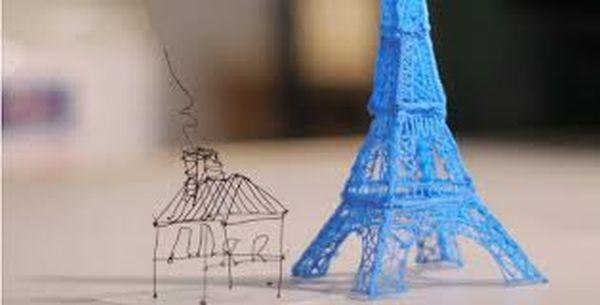 Το Στυλό που Γράφει 3D