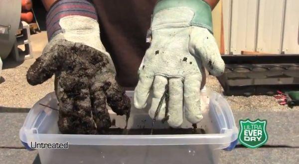 Το Ultra Ever Dry που Απωθεί τα Υγρά