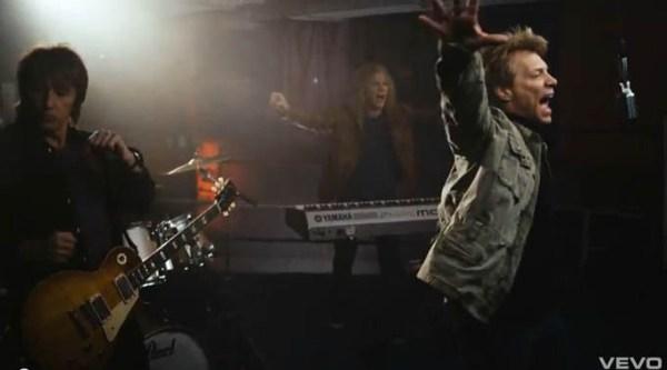 Bon Jovi-Because We Can