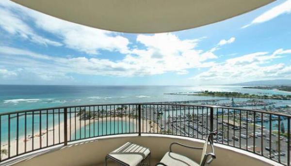 Hilton Hawaiian Village – ξενοδοχείο  στην Χαβάη