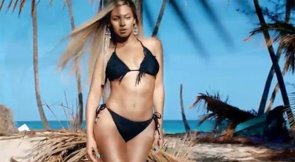 H Beyonce στο βίντεο για την H & M