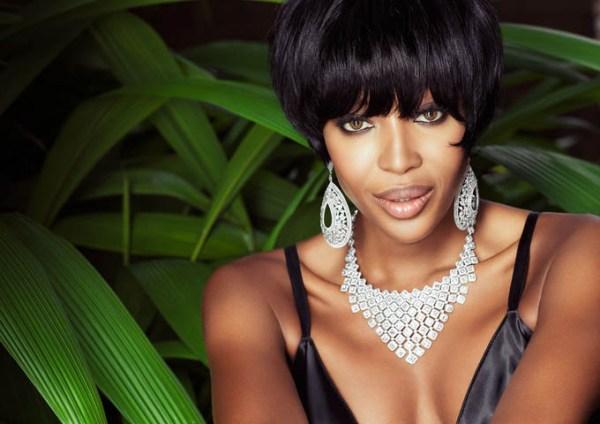 Η Naomi Campbell στη Vogue της Βραζιλίας