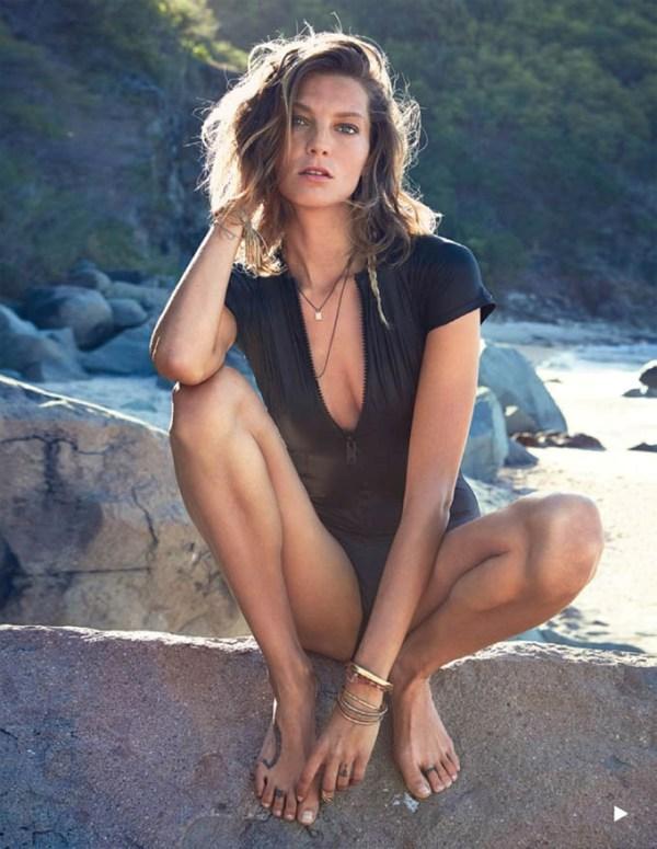 Η Daria Werbowy στο Vogue της Ισπανίας